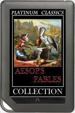 NOOK EDITION - Aesop's Fables (Platinum Classics Series)