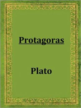 Protagoras by Plato