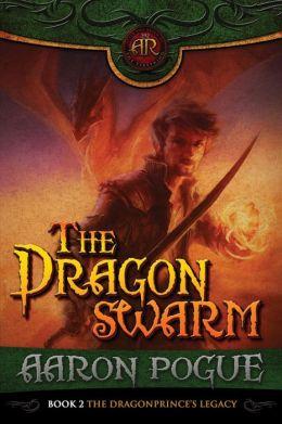 The Dragonswarm (The Dragonprince's Legacy, #2)