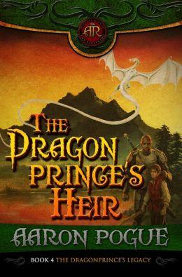 The Dragonprince's Heir (The Dragonprince's Legacy, #6)