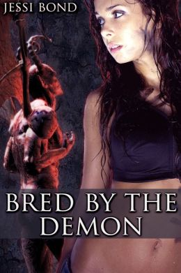 Bred by the Demon (M/F Monster Breeding Erotica)