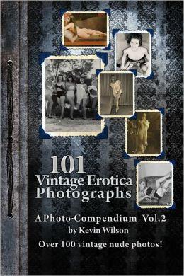 101 Vintage Nude Photographs Vol. 2