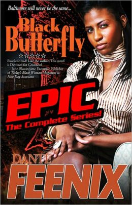 Black Butterfly EPIC (All 5 books in one)