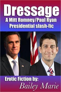 Dressage: A Mitt Romney/Paul Ryan Presidential Slash-fic