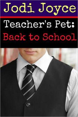 Teacher's Pet, Back to School