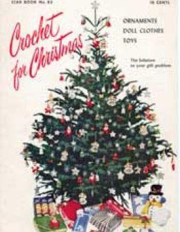 Crochet For Christmas, Star Book 83