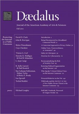 Daedalus 140:4 (Fall 2011) - Protecting the Internet as a Public Commons