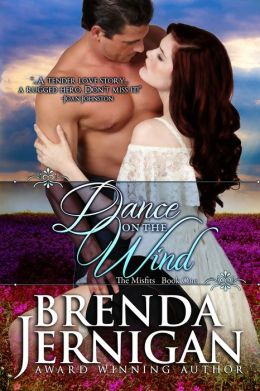 Dance on the Wind - Western Historical Romance