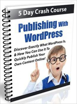 Publishing With Wordpress
