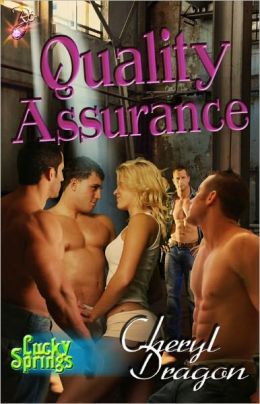 Quality Assurance (Multiple Partner Erotic Romance, Lucky Springs Series, Book Five)
