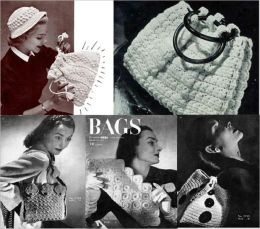 Favorite Vintage Crochet Purse Patterns