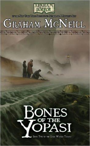 Arkham Horror: Bones of the Yopasi