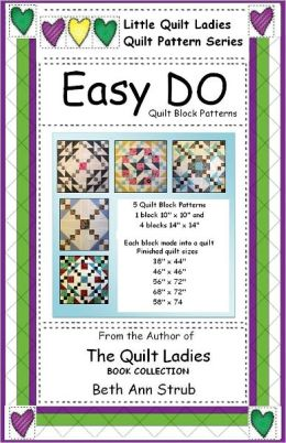 Easy Do Quilt Block Patterns