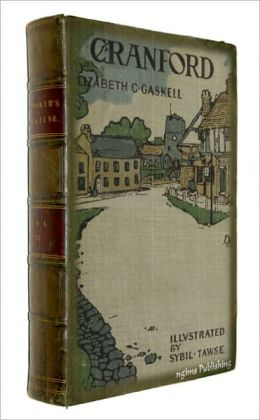 Cranford (Illustrated by Sybil Tawse + Audiobook Download Link + Active TOC)