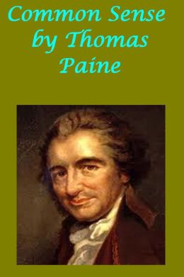 Common Sense by Thomas Paine (active TOC)