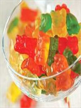 Homemade GUMMY BEARS Recipe ~ Only 3 Ingredients ~ FUN to make (and eat)