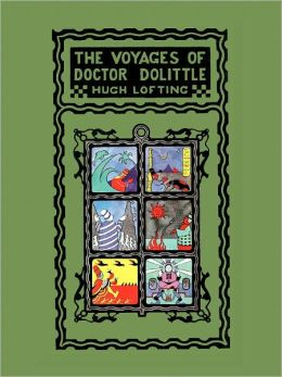 The Voyages of Doctor Dolittle (Illustrated)