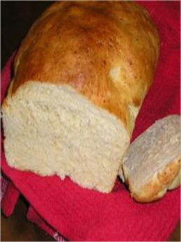 Golden Cheese Yeast Bread ~ No Kneading ~ Makes 2 loaves ~ FROM SCRATCH