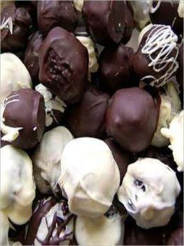 OREO TRUFFLES Recipe ~ NO BAKE Chocolate Dip CAKE BALLS