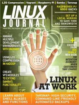 Linux Journal August 2012