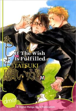 If The Wish Is Fulfilled (Yaoi Manga)