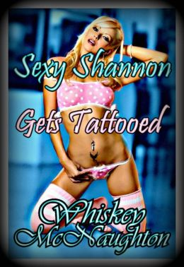 Sexy Shannon Gets Tattooed