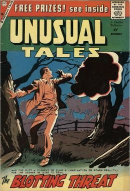 Unusual Tales Number 19 Horror Comic Book