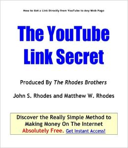 The YouTube Link Secret: How to Get a Link Directly from YouTube to Any Web Page