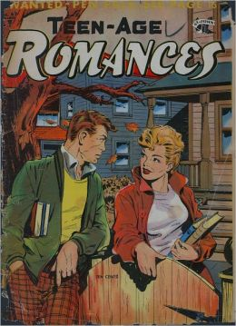 Teen Age Romances Number 42 Love Comic Book