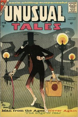 Unusual Tales Number 10 Horror Comic Book