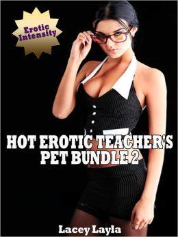 The Erotic Bundle 2: A Bundle of 3 Stories
