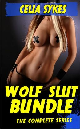 Wolf Slut Bundle (Werewolf Gangbang and Breeding)