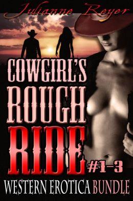 Cowgirl's Rough Ride Western Erotica Bundle