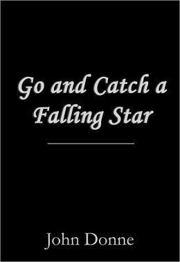 Go and Catch a Falling Star