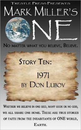 Mark Miller's One - Volume 10 - 1971