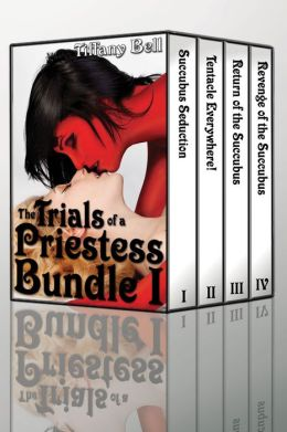 The Trials of a Priestess - Bundle 1 (Paranormal Futanari Erotica)
