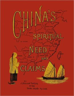 China's spiritual needs and claims