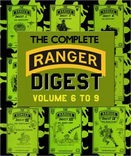 THE COMPLETE RANGER DIGEST: Volumes 6-9
