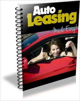 Auto Leasing Made Easy