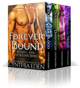 Forever Bound (A Vampire And Werewolf Romance Anthology)