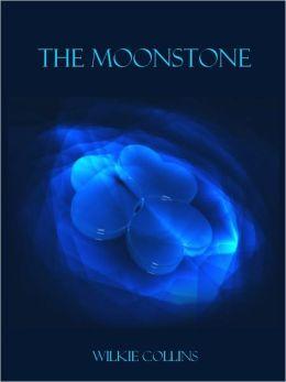 The Moonstone (Illustrated)