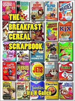 The Breakfast Cereal Scrapbook