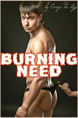 Burning Need (Gay Paranormal Erotica)