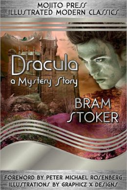 Dracula (Mojito Press Illustrated Modern Classics)