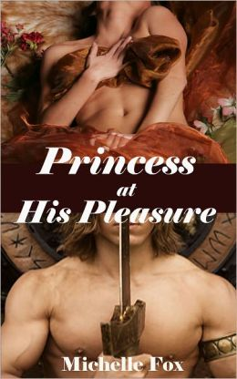 Princess at His Pleasure (Epic Fantasy BDSM Romance)