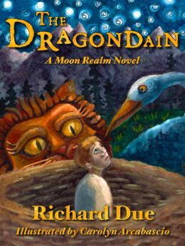 The Dragondain: A Moon Realm Novel