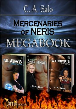 Mercenaries Of Nervis Megabook