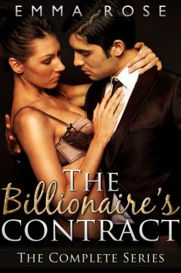 The Billionaire's Contract: The Complete 5-Part Series (A Billionaire Adult Romance Novel)