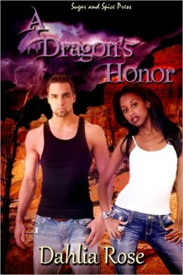 A Dragon's Honor [Interracial Shifter Erotic Romance]