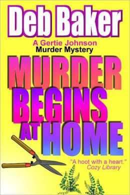 Murder Begins at Home (A Novella)
